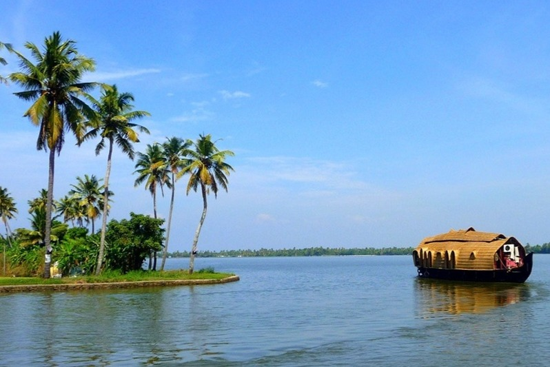 Vaikom Backwaters