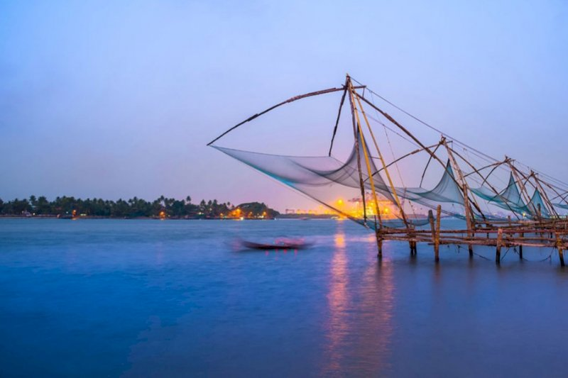Fort Kochi Heritage Tour with City Sightseeing